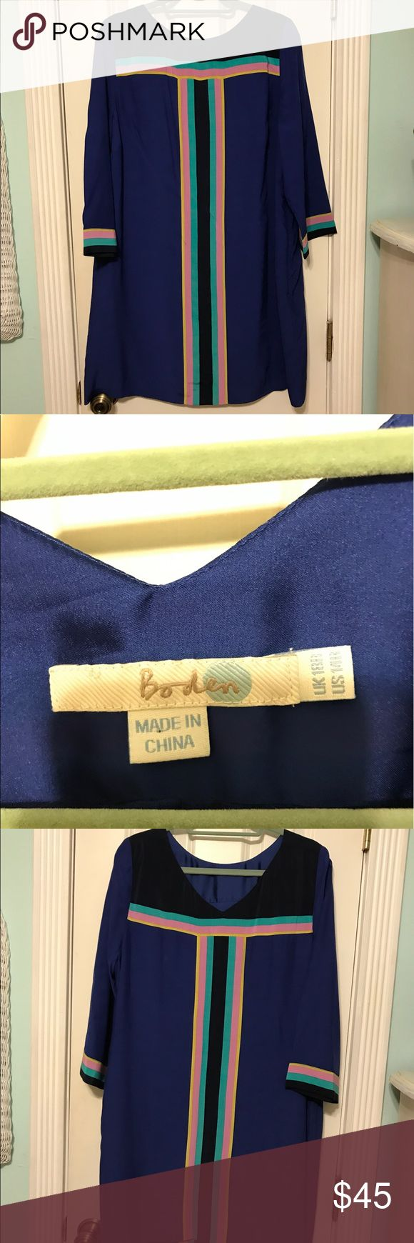 Boden dress/Price Reduction !!!!! Boden dress size 14 -worn once Boden Dresses