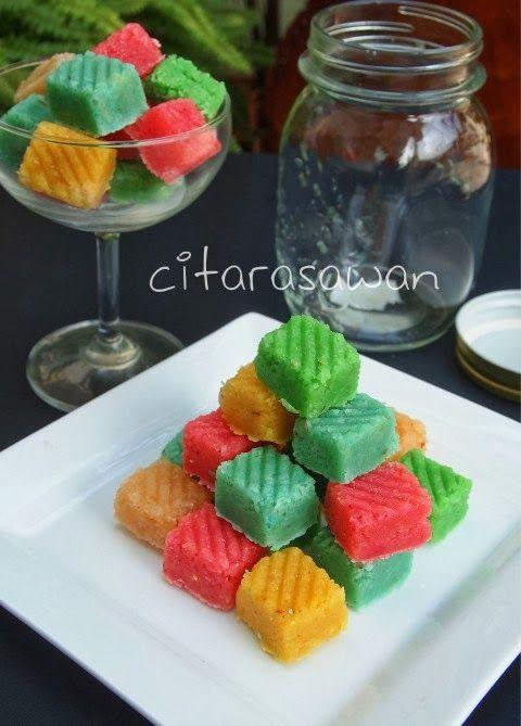 Candy Kelapa Chef Thyaga - Recipes Today!