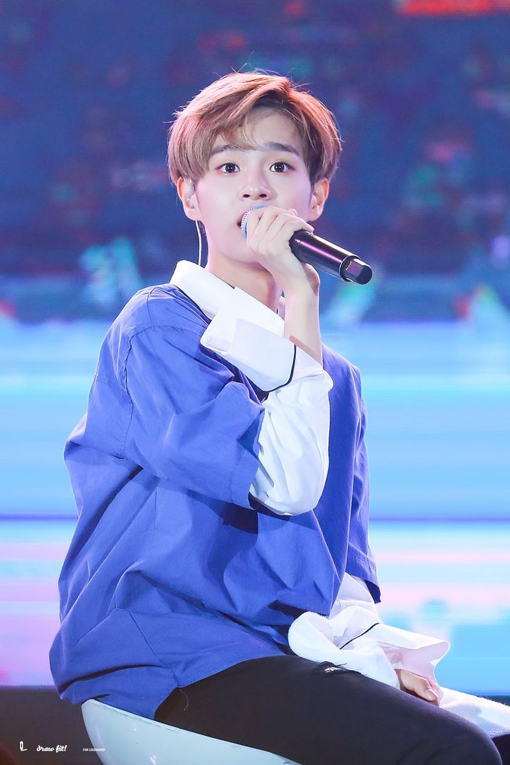 Wanna One 이대휘 (Lee Daehwi) Like little otter