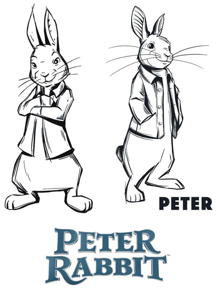 Peter Rabbit Coloring Pages For Children Free Coloring Sheets Peter Rabbit Movie Rabbit Drawing Rabbit Cartoon Drawing