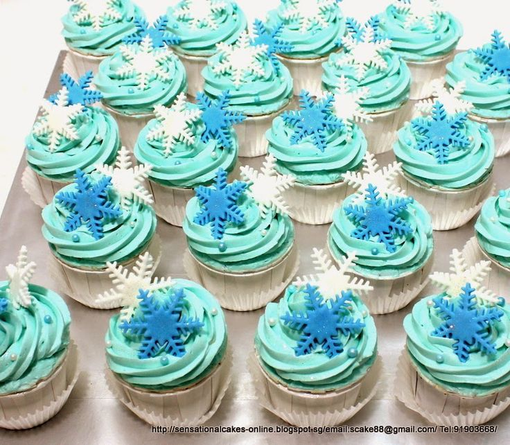 simple frozen cupcakes google search