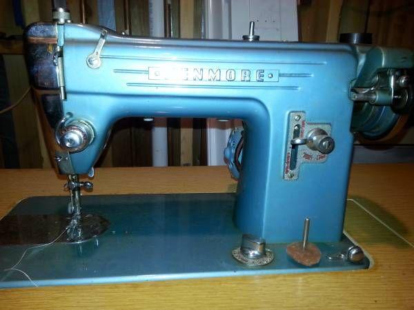 vintage kenmore sewing machine model numbers