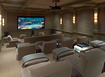 turtle creek 1 traditional media room dallas larry e boerder movie theater roomsmovie - Home Theater Design Dallas