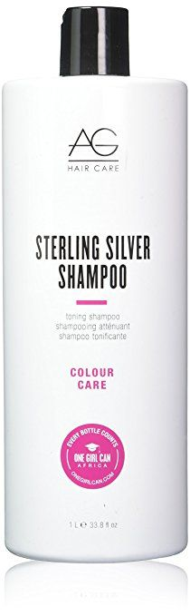 AG Hair Sterling Silver Toning Shampoo Review