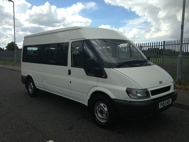 FORD TRANSIT Medium Roof 15 Seater TDi 115ps                    Minibus  for sale