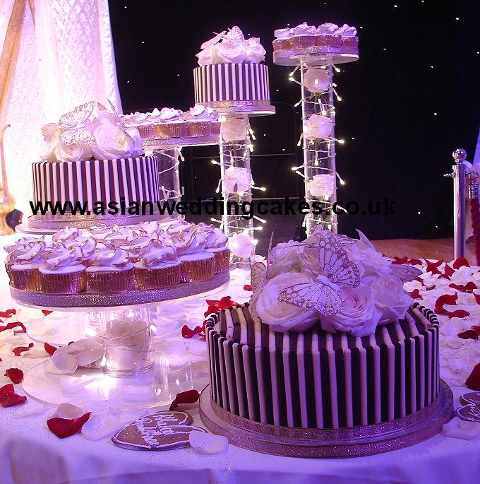 Asian Wedding Cakes :: Product - Cup cake 34