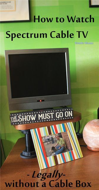 How to Watch Spectrum Cable without a Digital Cable Box