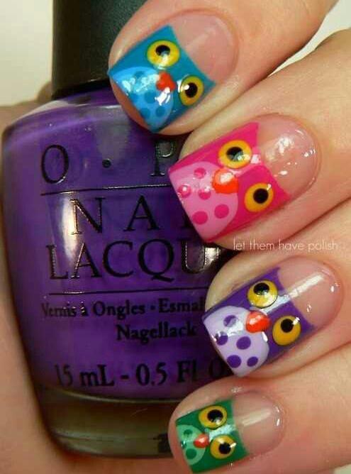 Owls :-) love owls :))))