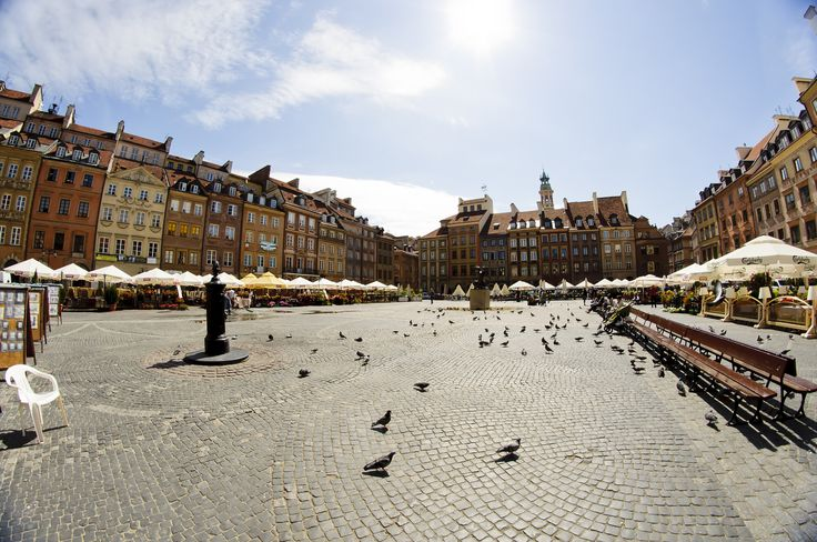 How to Spend 48 Hours in Warsaw