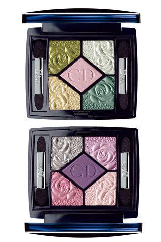 Couleurs Garden Edition, de Dior, para una mirada en tonos pastel.