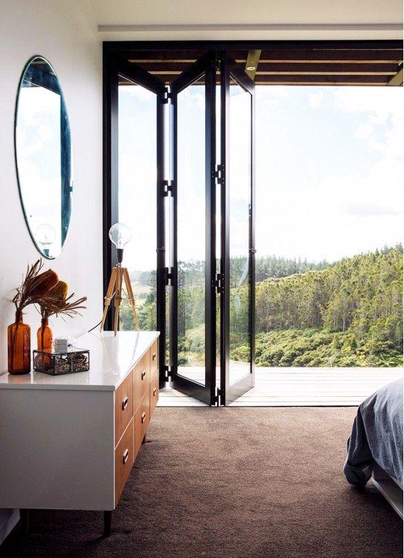New Zealand modern prefab balcony