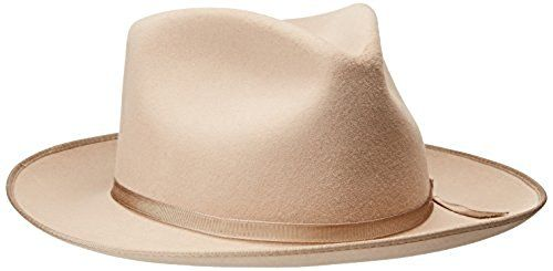 3. Stetson Men's Stratoliner Royal Quality Fur Felt Hat