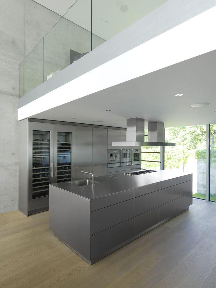 25+ best ideas about küche edelstahl on pinterest | edelstahl ... - Edelstahlplatte Küche