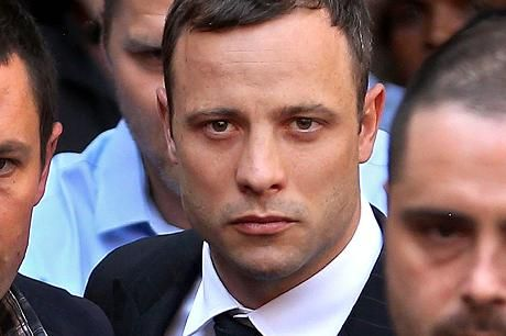 Oscar Pistorius leaves North Gauteng High Court after Judge Thokosile Masipa ruled out murder charges