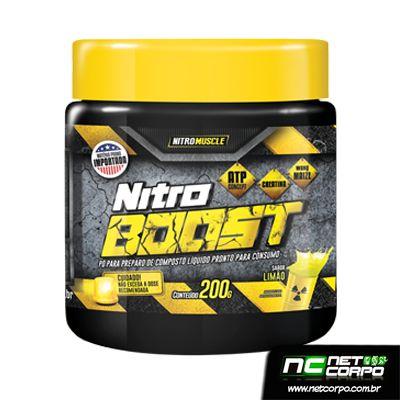 Se você busca resultados como Vasodilatação, aumento de energia, diminuição de fadiga, aumento do foco mental, e aumento de força, você precisa de Nitro BOOST.