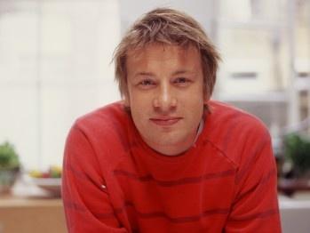 Jamie Oliver by David Loftus