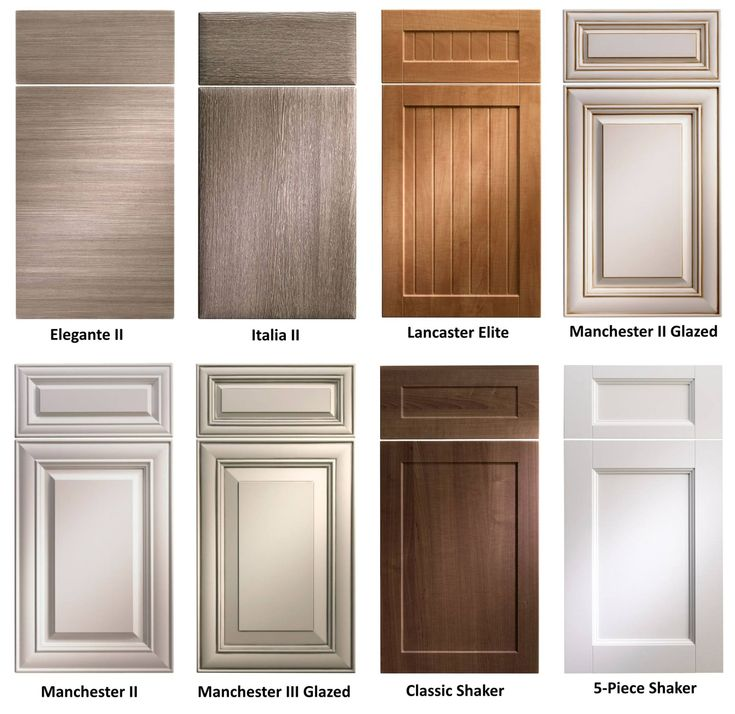 Cabinet Refacing Colors: Popular Cabinet Door Styles For Kitchen Cabinet Refacing-2