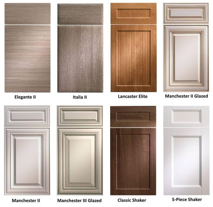 Popular Cabinet Door Styles For Kitchen Cabinet Refacing-2