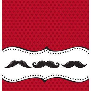 Moustache Tablecloth