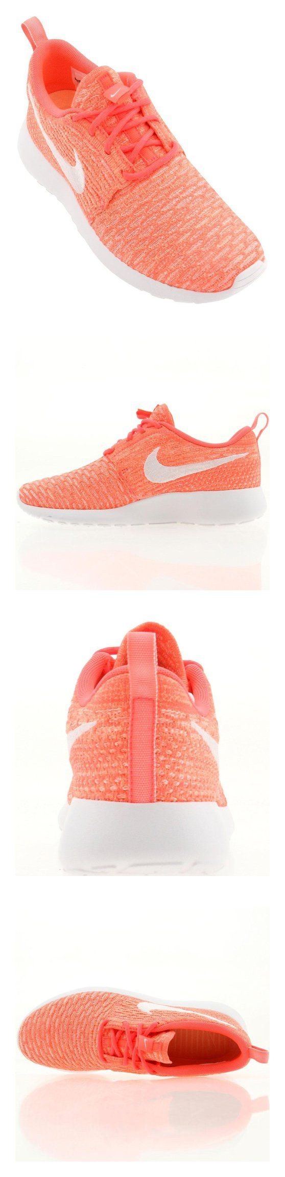 $100 - nike womens rosherun flyknit running trainers 704927 sneakers shoes (uk 3.5 us 6