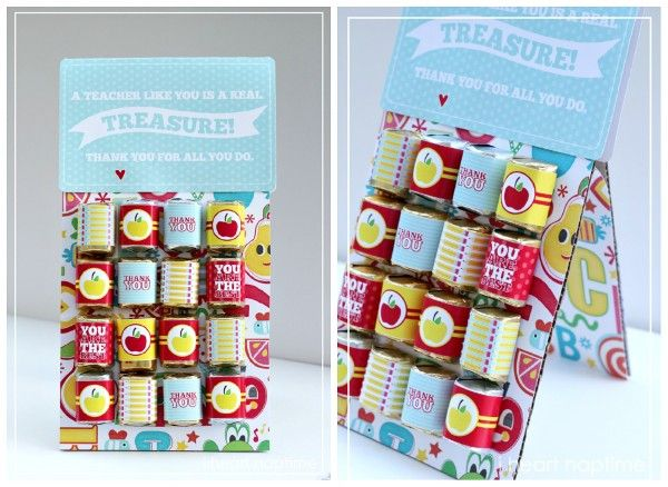 Teacher Appreciation Gifts | Free printables, Appreciation ...