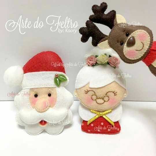 Natal feltro