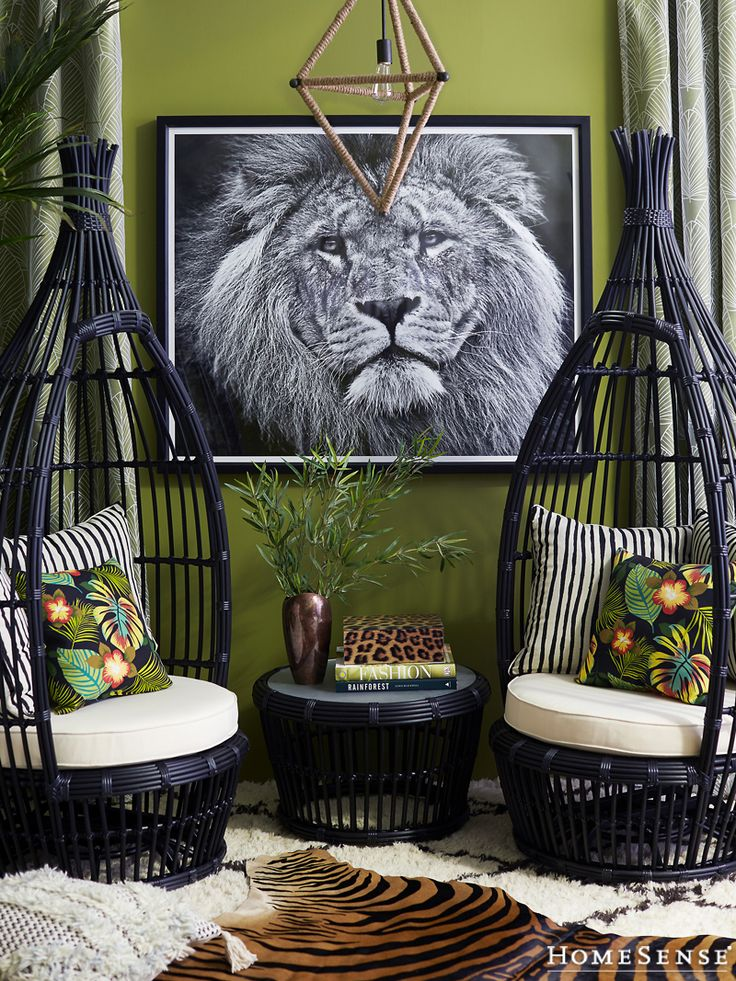 Stripes, zebra print, and florals, oh my! It's a jungle out there, so go wild with our prints and rugs. #MyHomeSense // Fleurs, rayures et imprimés zébrés, on adore! C'est la jungle, partez à la découverte de nos imprimés et nos tapis. #MonHomeSense