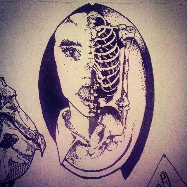 #туш #перо #чорнило #графика #графіка #дотворк #ink #inked #graphic #artwork #art #instaart #estamp #arte