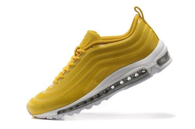 Nike Air Max 97 Hyperfuse Amarillas/Blancas http://www.esnikerun.com/