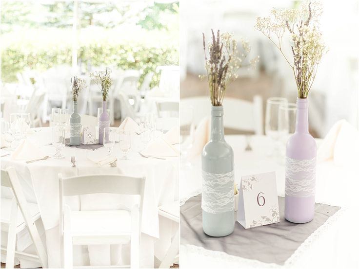 Interracial Lavender Richmond Virginia Wedding as seen on Hill City Bride Blog by Demi Mabry Photography reception decor