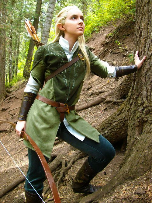 The Lord of the Rings | Legolas of The Woodland Realm by Tatsue. It shouldn't be that hard,right?