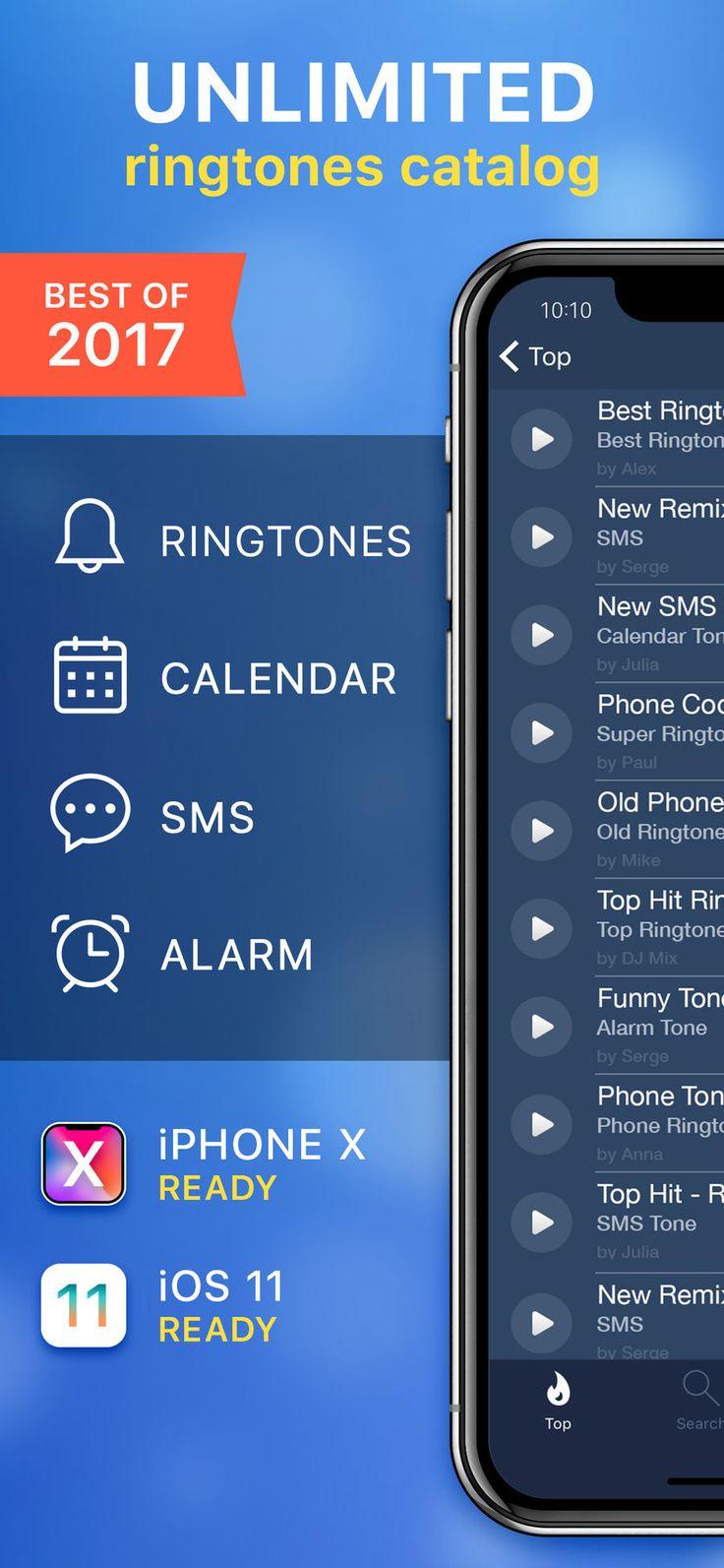 Ringtones 500000 iosMusicappapps Music app