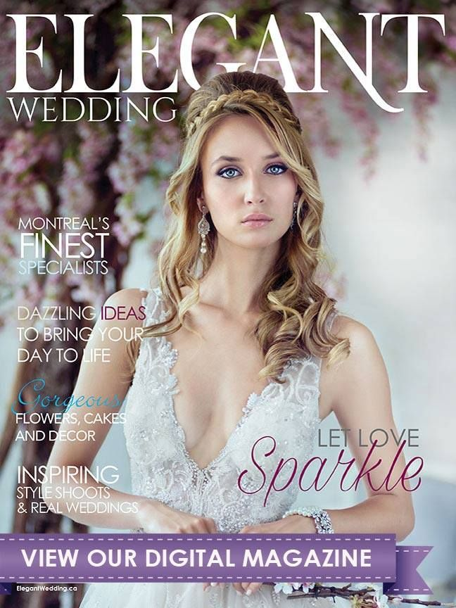 Elegant Wedding Magazine has quickly received unprecedented attention within the wedding planning industry while catering to luxury wedding consumers.  Please join us on October 14 FountainBlu Event Venue and receive a complimentary copy of this magazine at our fashion show gala.