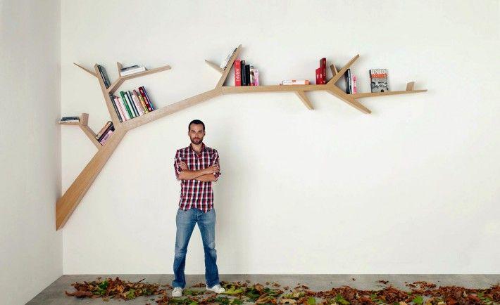Buat Para Pecinta Buku, Inilah 12 Konsep Rak Buku yang Sederhana dan Keren