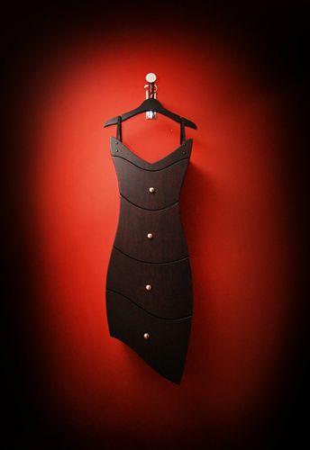 Little Black Dresser - Straight Line Designs - Justin Beaumont
