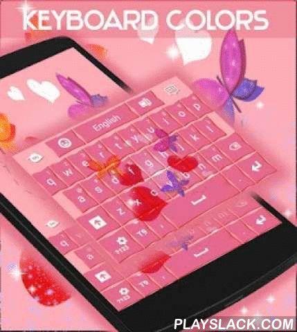 Keyboard And Colors  Android App - playslack.com ,  Onze zeer getalenteerde ontwerpers staan klaar om een nieuwe keyboard thema , speciaal ontworpen voor u starten: TOETSENBORD EN KLEUREN ! DOWNLOAD Toetsenbord en kleuren NU en maak uw beeldscherm ziet er geweldig uit , met een ongelooflijk licht roze toetsen en achtergrond en zachte vlinder en harten ontwerp dat ervoor zorgt dat je elke keer dat je je smartphone gebruiken glimlachen!- Voor de installatie , voert u de volgende 3 eenvoudige…
