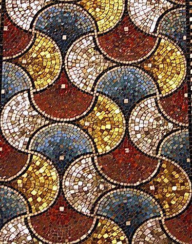 Aachen (Aquisgran). Capella Palatina. Detall de la decoració amb mosaic. | Flickr - Photo Sharing!