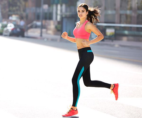 The '80s are back, if you ask Forever 21 Activewear, at least.
