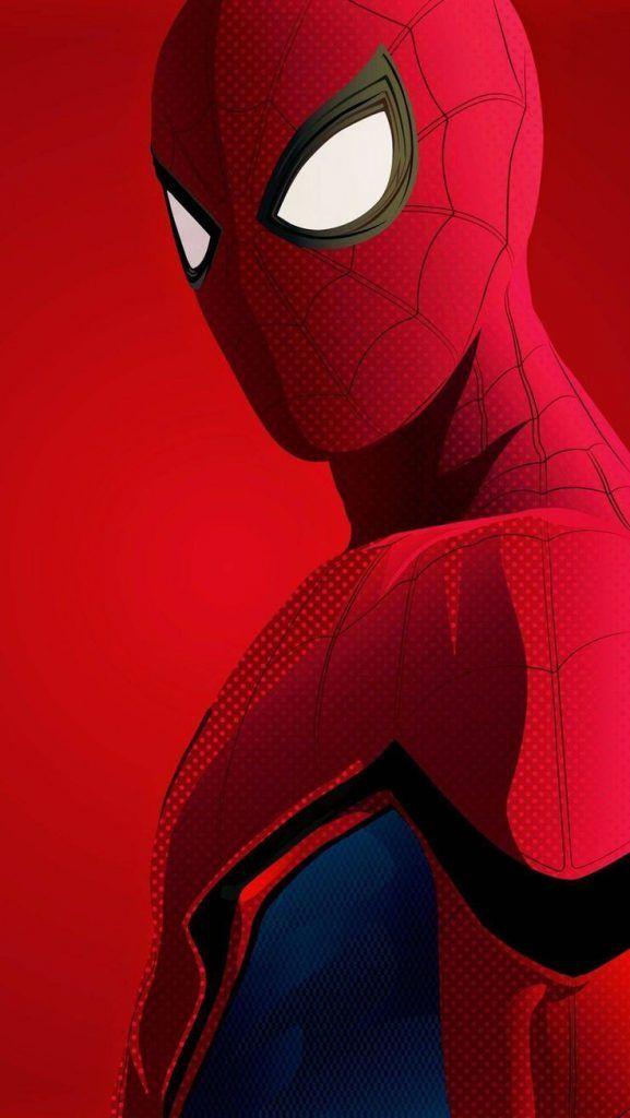 Iphone 11 Wallpaper Red Spiderman 4k Hd Download Free Marvel Wallpaper Marvel Spiderman Spiderman