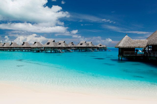 Always dreamed of honeymooning in a romantic overwater hut? Then Tahiti is your place! Find out how to get there in style via Air Tahiti Nui. [sponsored]