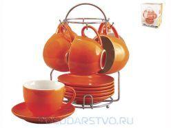 Набор кружек Коралл TS012-OR ― купить в Посударство.ру
