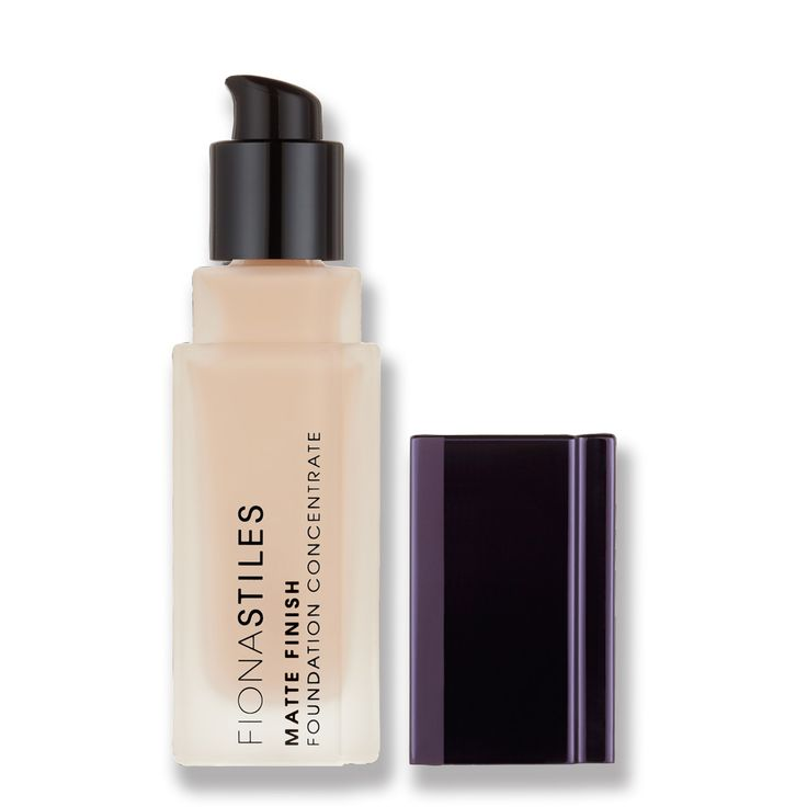 Matte Finish Foundation Concentrate by Fiona Stiles Beauty