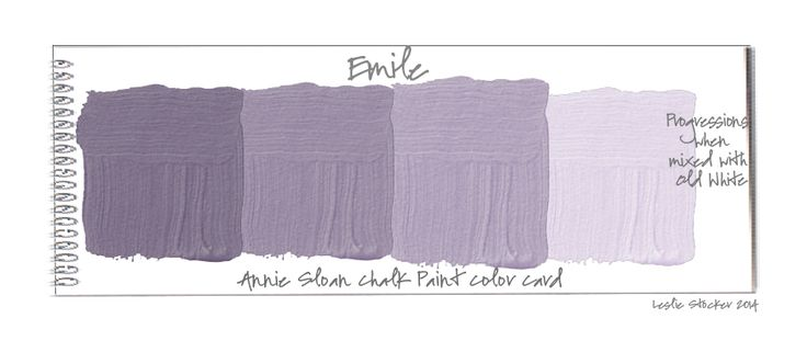 stylish patina, chalk paint, annie sloan, buy chalk paint online www.stylishpatinashop.com Color Palettes: Color Swatches