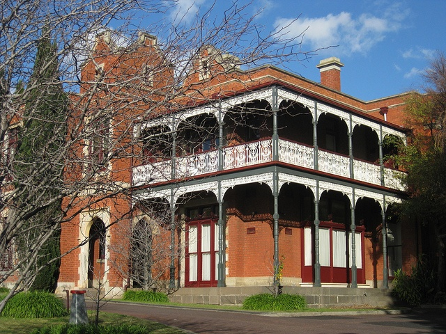 Penleigh a former Victorian Mansion, now Penleigh and Essendon Grammar School - Moonee Ponds | Flickr - Photo Sharing!