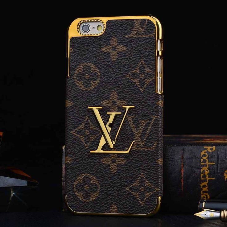 buy luxury brown monogram designer cover louis vuitton case  lv  iphone 6s cases  u0026 iphone 6s