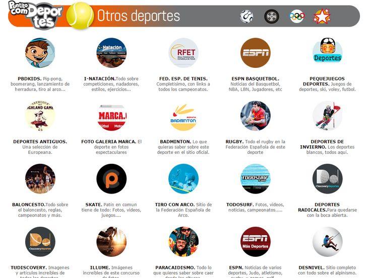 portal de deportes para niños Puntito.com