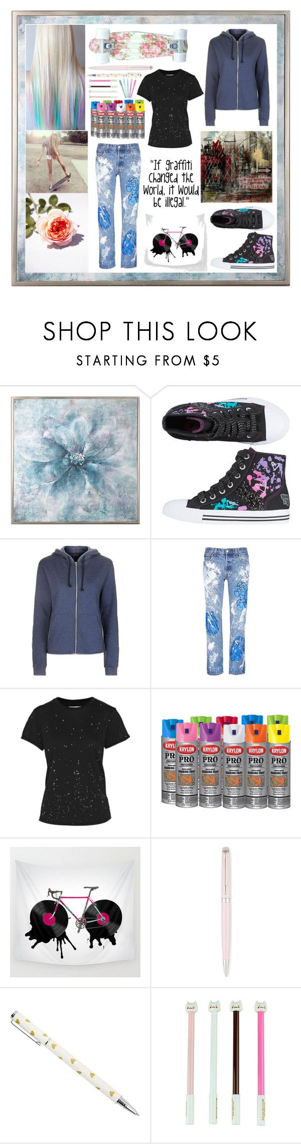 """""""Danganronpa OC: Linda Fukori (Super High School Level Artist)"""" by the-real-fangirl-trash ❤ liked on Polyvore featuring Uttermost, Topshop, Rialto Jean Project, Current/Elliott and Waterman"""