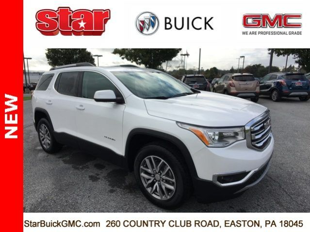 Check Out This New 2019 Gmc Acadia Sle 2 For Only Here Https