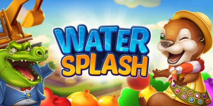 Water Splash Hack na nielimitowane monety, klejnoty i życia Jedyny działający cheat do Water Splash w 2017 roku!