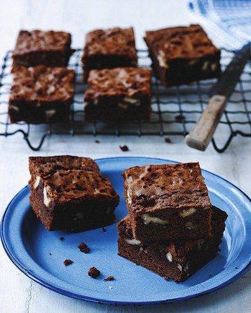 Recipe Delia Smith's American Brownies - mydish